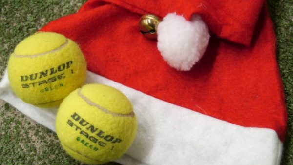 Weihnachts-Tennis-Turnier